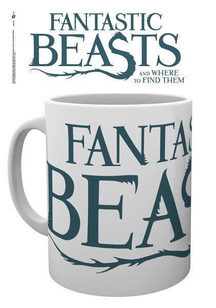 Phantastische Tierwesen Tasse Logo