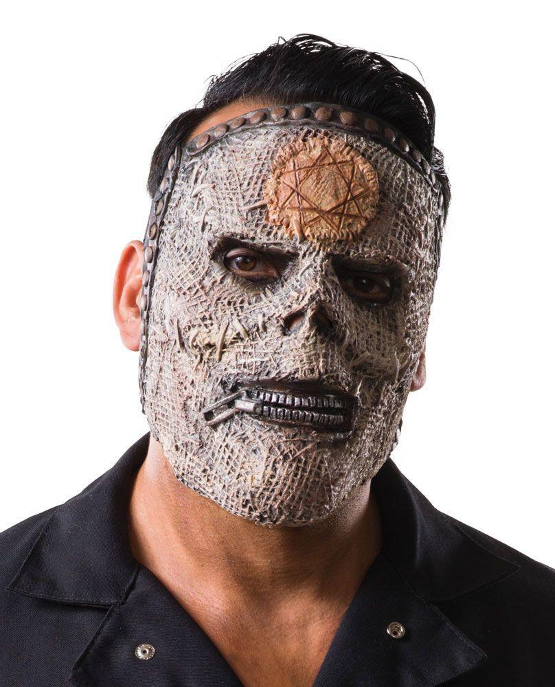 Slipknot Vinyl-Maske Bass Face