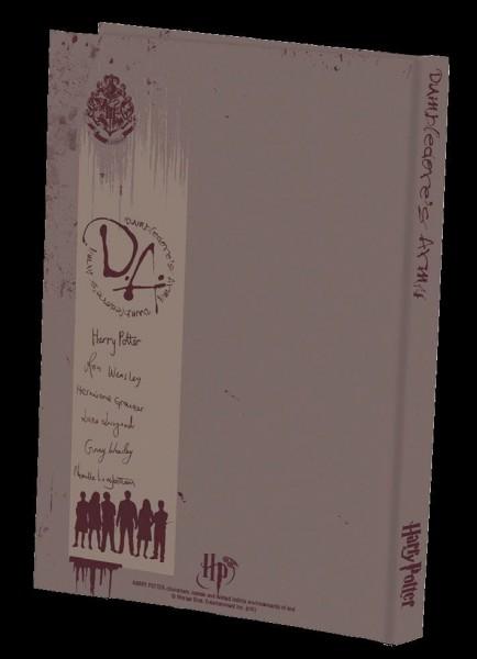 Harry Potter Notizbuch mit Leuchtfunktion Dumbledore's Army