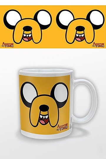 Adventure Time Tasse Jake