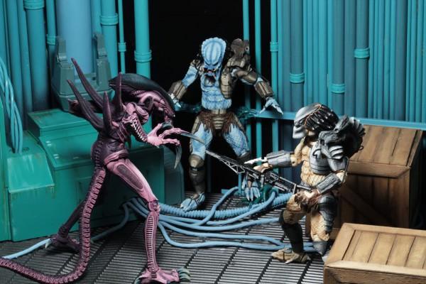 Alien vs Predator Actionfiguren 22 cm Alien Arcade Appearance Sortiment (14)