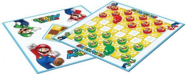 Super Mario Brettspiel Dame Collector's Game