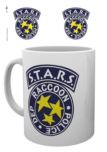 Resident Evil Tasse Stars