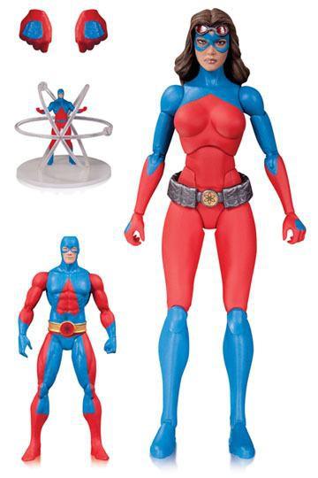 DC Comics Icons Actionfigur Atomica (Forever Evil) 15 cm