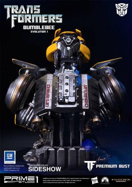 Transformers Büste Bumblebee 16 cm
