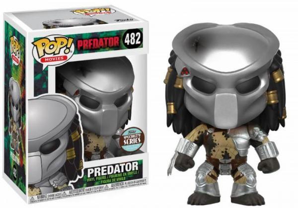 Predator POP! Television Vinyl Figur Speciality Series Predator 9 cm