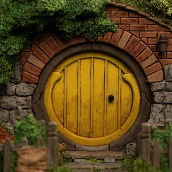 Der Hobbit Eine unerwartete Reise Statue 16 Hill Lane 11 cm