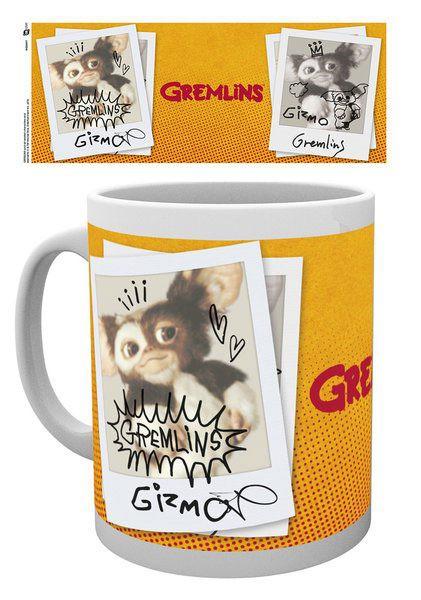 Gremlins Tasse Polaroid Gizmo