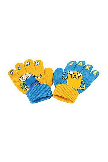 Adventure Time Handschuhe Finn & Jake