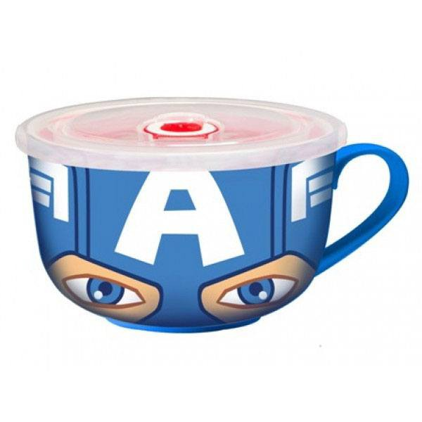 Marvel Comics Figurative Tasse Captain America