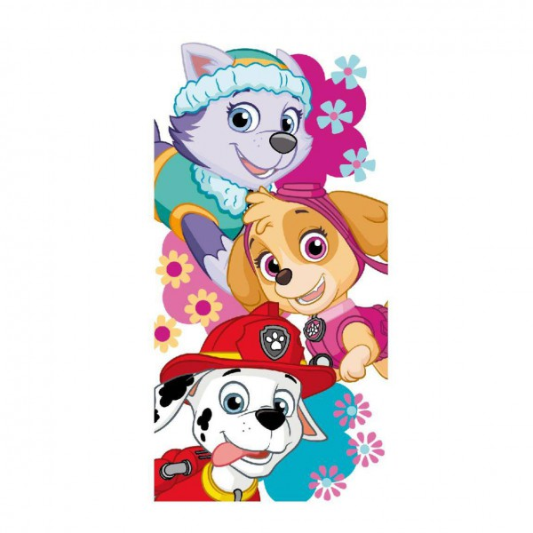 Paw Patrol Handtuch Characters 2 140 x 70 cm