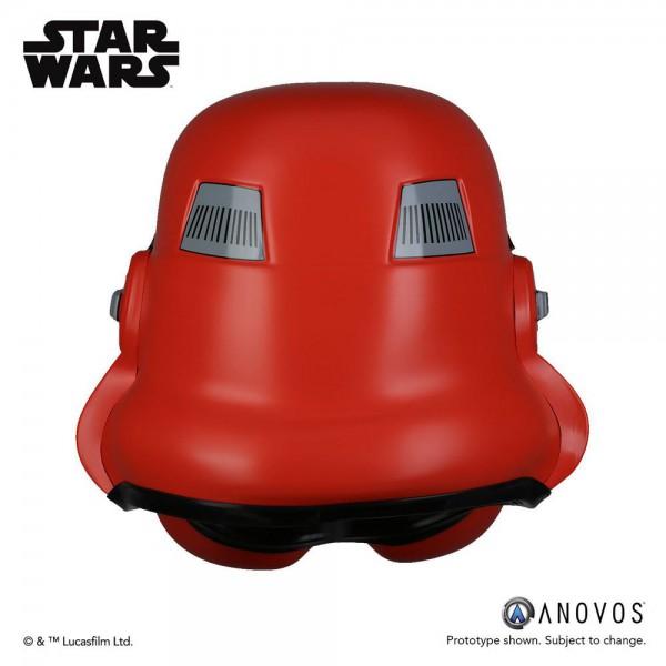 Star Wars Episode IV Replik 1/1 Crimson Stormtrooper Helm Accessory
