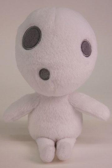 Prinzessin Mononoke Plüschfigur Kodama 14 cm