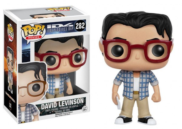 Independence Day POP! Movies Vinyl Figur David Levinson 9 cm