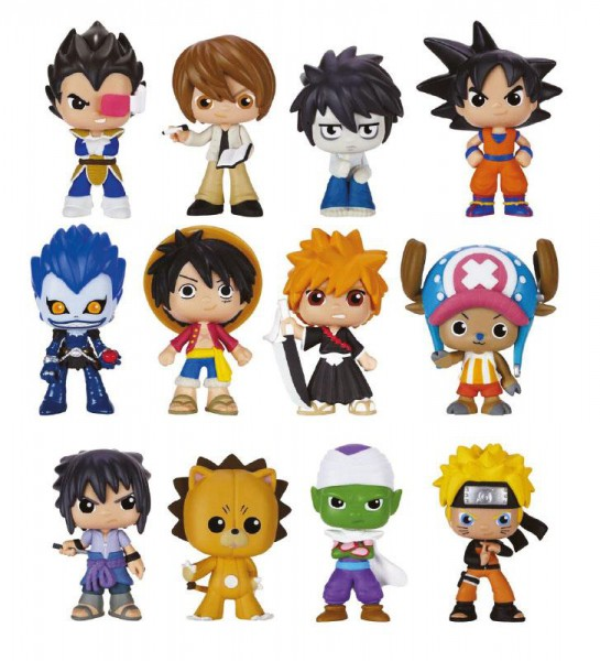 Best of Anime Mystery Minifiguren 6 cm Serie 2 Display (12)