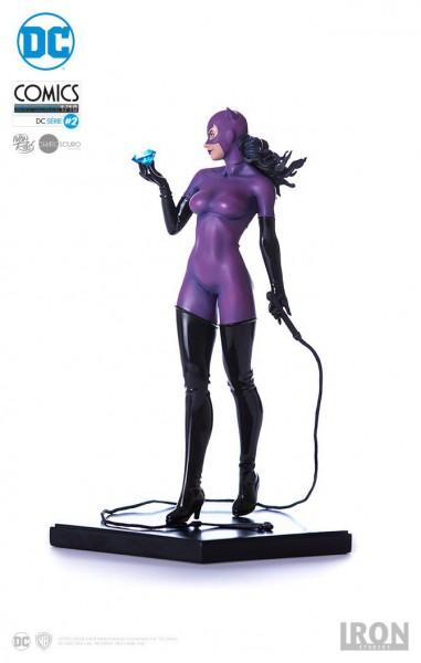 DC Comics Statue 1/10 Catwoman by Ivan Reis 18 cm --- BESCHAEDIGTE VERPACKUNG