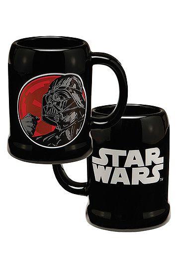 Star Wars Bierkrug Darth Vader