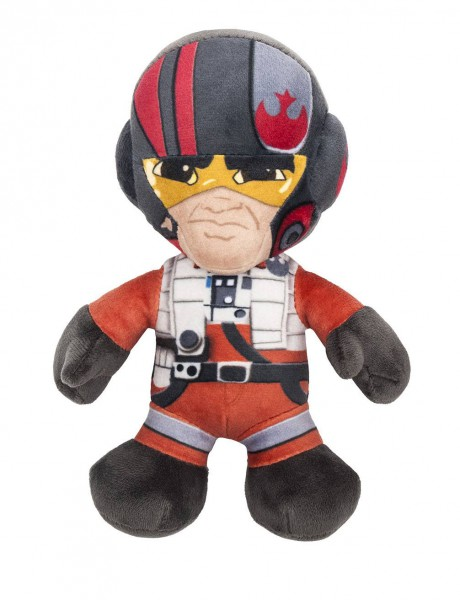 Star Wars Episode VII Plüschfigur Poe 17 cm
