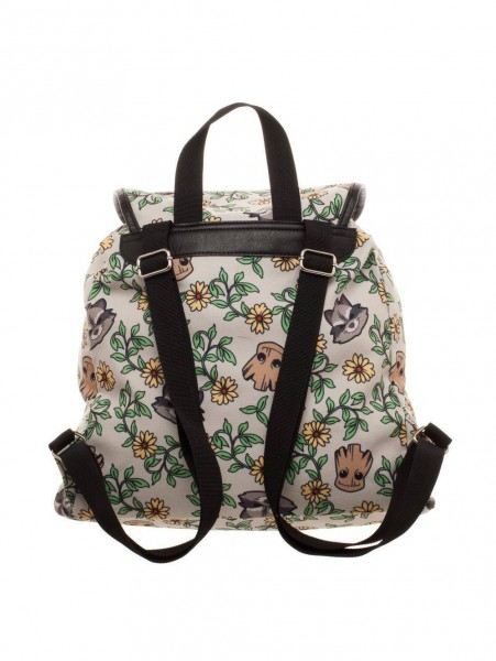 Guardians of the Galaxy Rucksack Groot & Rocket Floral