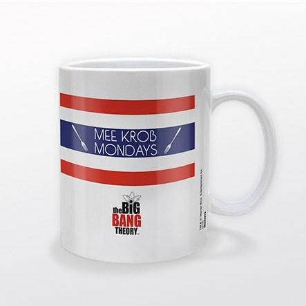 The Big Bang Theory: Mee Krob Mondays Kaffeebecher
