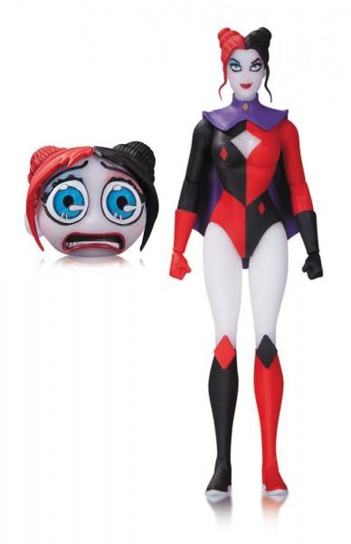 DC Comics Designer Actionfigur Superhero Harley Quinn by Amanda Conner 17 cm