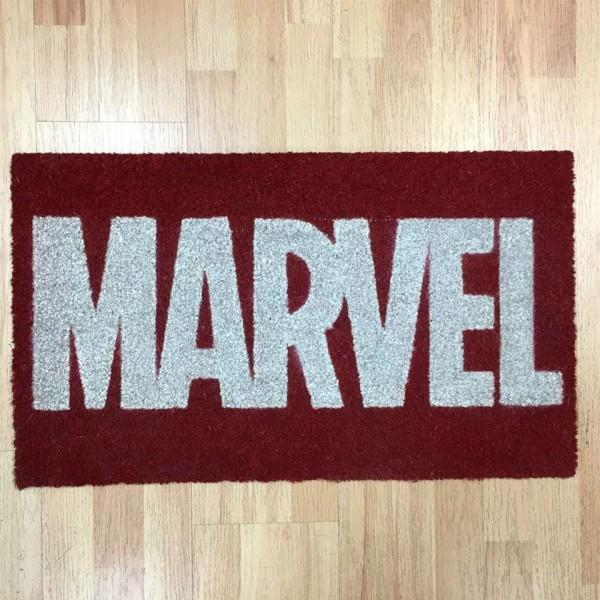 Marvel Comics Fußmatte Logo 43 x 73 cm