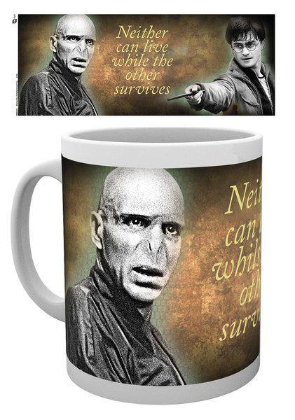Harry Potter Tasse Prophecy