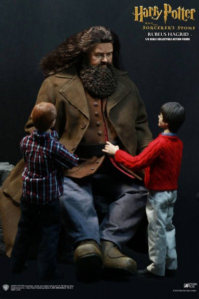 Harry Potter My Favourite Movie Actionfigur 1/6 Rubeus Hagrid 40 cm