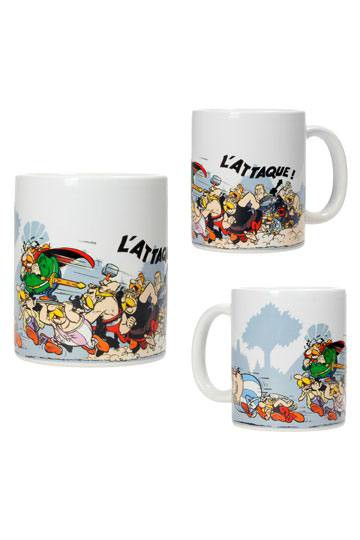 Asterix Tasse Characters