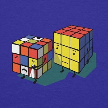 Sad Cube