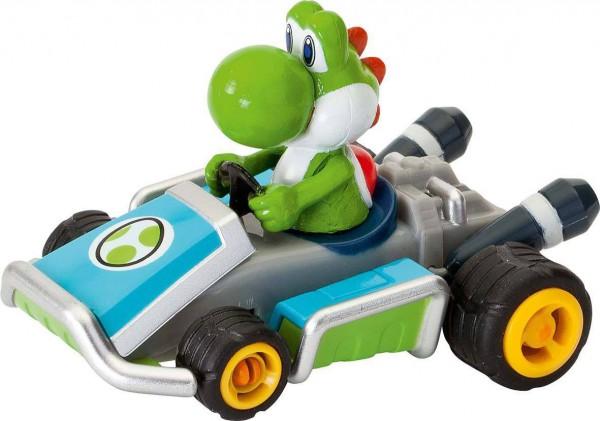 Mario Kart 8 Rückzug-Autos 1/43 Doppelpack Mario & Yoshi