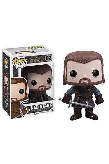 Game of Thrones POP! Vinyl Figur Ned Stark 10 cm