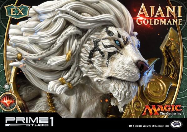 Magic The Gathering Premium Masterline Statuen Ajani Goldmane Exclusive 72 cm Sortiment (3)