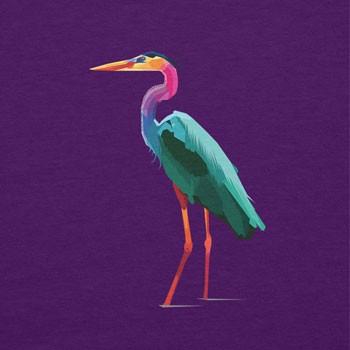 Neon Heron