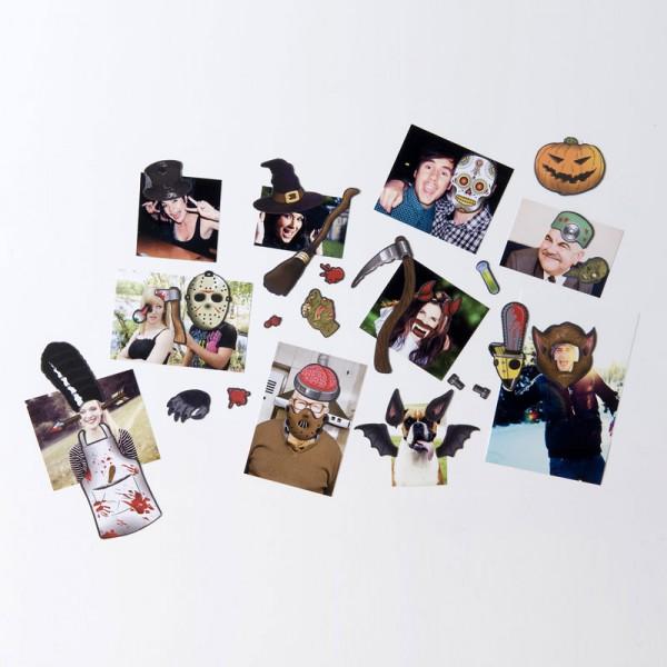 Horror Magnete Set für Fotos