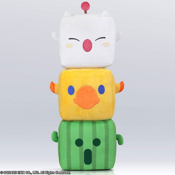 Final Fantasy Kissen Moogle 25 x 25 x 25 cm