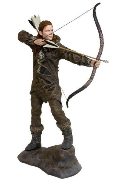 Game of Thrones PVC Statue Ygritte 19 cm --- BESCHAEDIGTE VERPACKUNG