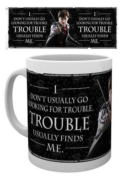 Harry Potter Tasse Harry Quote