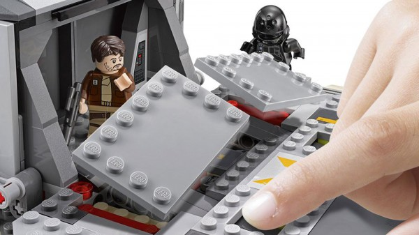 LEGO® Star Wars(TM) Rogue One Battle on Scarif