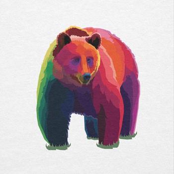 Neon Bear