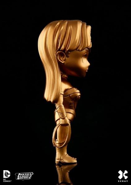 DC Comics XXRAY Figur Wave 1 Wonder Woman Exclusive (Copper) 10 cm