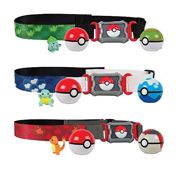 Pokemon Clip´n´Carry Pokeball Gürtel Ver. 2 Sortiment D2 (4)
