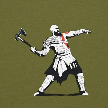 Banksy Kratos