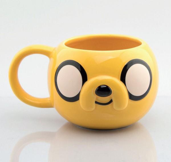 Adventure Time 3D Tasse Jake