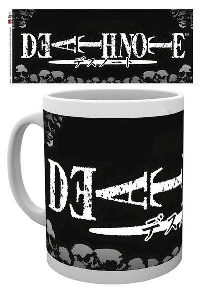 Death Note Tasse Logo