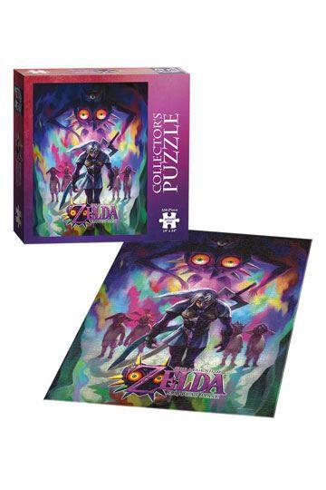 Legend of Zelda Majora's Mask Puzzle Incarnation