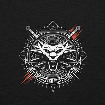 White Wolf Monster Hunter