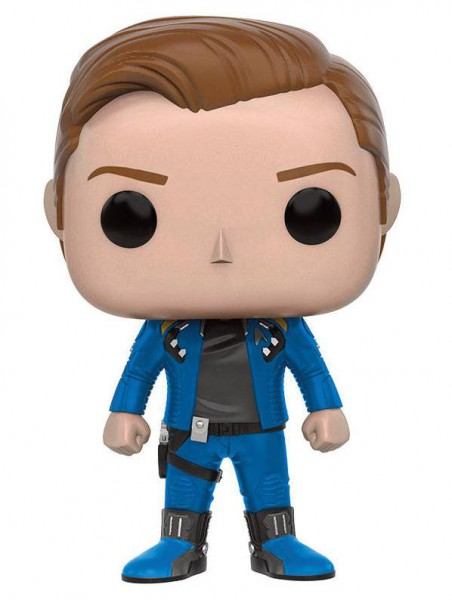 Star Trek Beyond POP! Vinyl Figur Kirk (Survival Suit) 9 cm