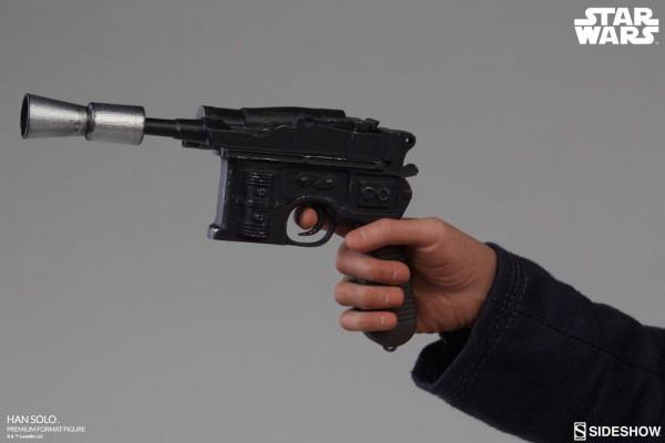 Star Wars Episode V Premium Format Figur Han Solo 50 cm