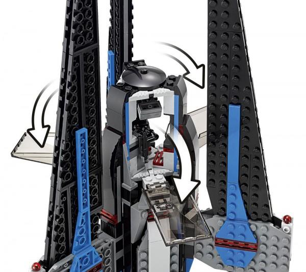 LEGO® Star Wars(TM) The Freemaker Adventures Tracker I